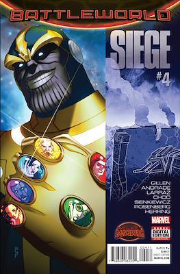 Siege Battleworld (Comic-book) #4