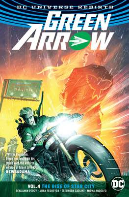 Green Arrow Vol. 6 (2016) (Softcover) #4