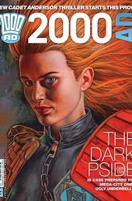 2000 AD (Magazine) #1833