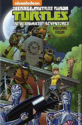 Teenage Mutant Ninja Turtles: New Animated Adventures (Softcover 104 pp) #4