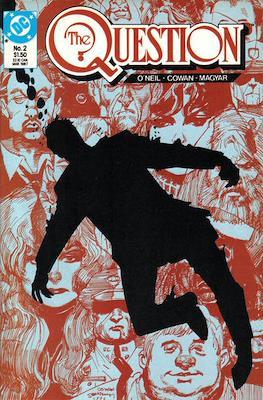 The Question Vol. 1 (Comic-book.) #2