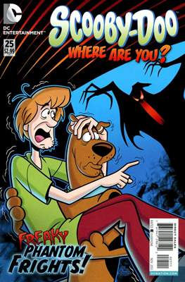 Scooby-Doo! Where Are You? (Comic Book) #25