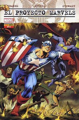 El Proyecto Marvels (2010) (Grapa) #4