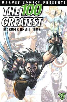 The 100 Greatest Marvels of All Time (Softcover) #6