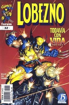 Lobezno vol. 2 (1996-2003) (Grapa) #32