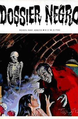 Dossier Negro (Rústica y grapa [1968 - 1988]) #27