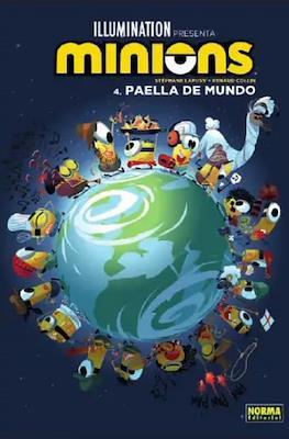 Los Minions (Cartoné 48 pp) #4