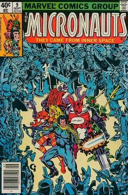 The Micronauts Vol.1 (1979-1984) #9