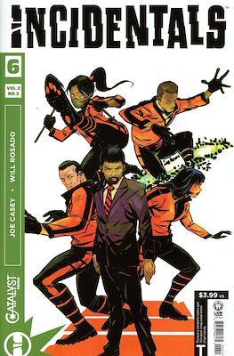 Incidentals (Comic book) #6