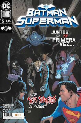 Batman / Superman (2020-) (Grapa) #5