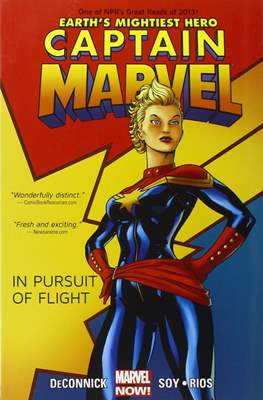 Captain Marvel (Vol. 7 2012-2014) (Softcover 96-136 pp) #1