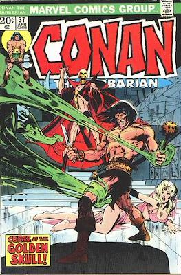 Conan The Barbarian (1970-1993) (Comic Book 32 pp) #37