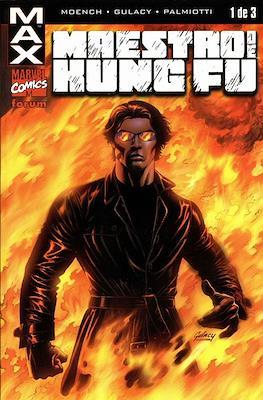 Maestro de Kung Fu. Línea Max (2003 Rústica 48 pp) #1