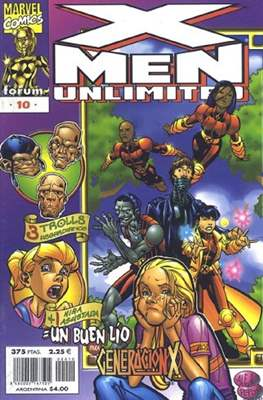 X-Men Unlimited (1997-2000) #10