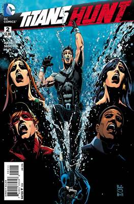Titans Hunt Vol 1 (Comic-Book) #2