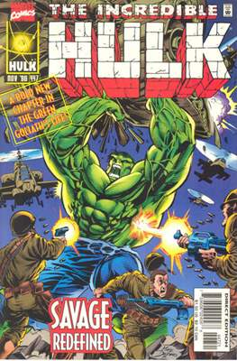 The Incredible Hulk Vol. 1 (1962-1999 Variant Cover)