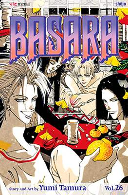 Basara (Paperback; Digital) #26