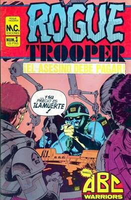 Rogue Trooper (Grapa) #3