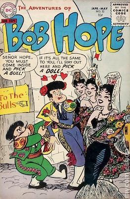 The adventures of bob hope vol 1 #32