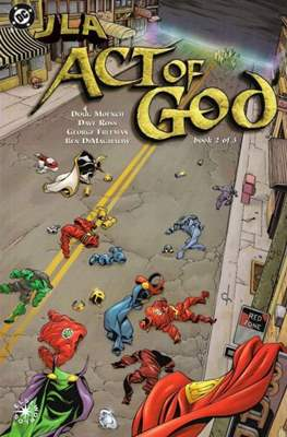 JLA: Act of God (Softcover) #2