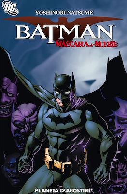 Batman. La Máscara de la Muerte