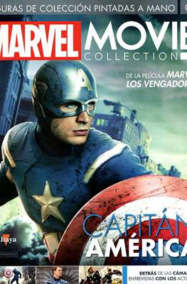 Marvel Movie Collection (Grapa) #2