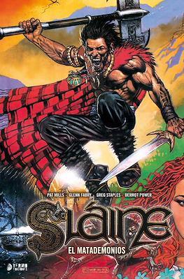 Slaine (Cartoné 160 pp) #1