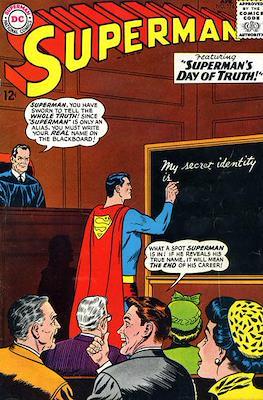 Superman Vol. 1 / Adventures of Superman Vol. 1 (1939-2011) (Comic Book) #176