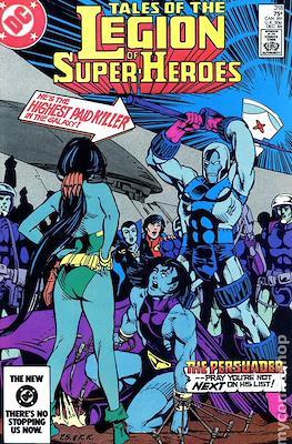 Legion of Super-Heroes Vol. 2 (1980-1987) (Comic-book) #318