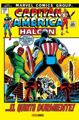 Capitán América. Marvel Gold (Omnigold) #3