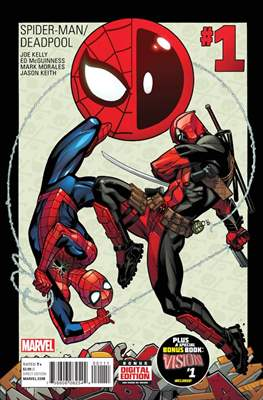 Spider-Man / Deadpool