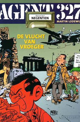 Agent 327 (Rústica) #19