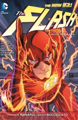 The Flash Vol. 4 (2011-2016) (Hardcover) #1