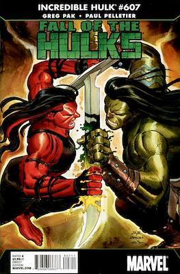 The Incredible Hulk / The Incredible Hulks (2009-2011) #607