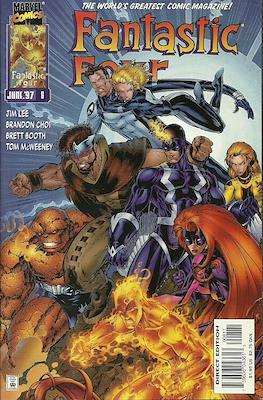 Fantastic Four Vol. 2 (Comic Book) #8