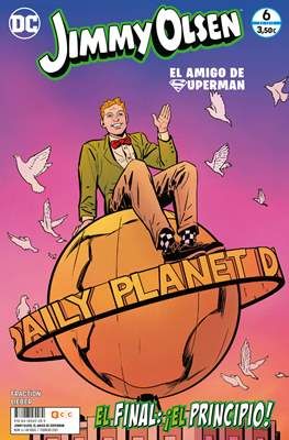 Jimmy Olsen: El amigo de Superman #6