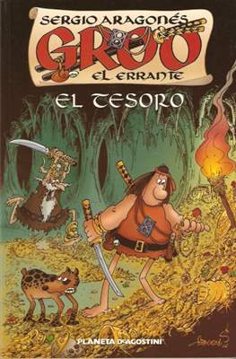 Groo el errante / Groo (1994-2008) (Rústica 96 pp) #12