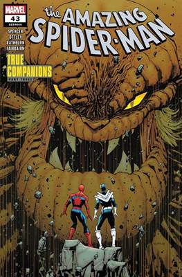 The Amazing Spider-Man Vol. 5 (2018 - ) (Comic Book) #43