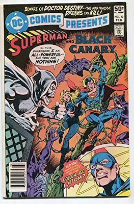 DC Comics Presents: Superman (Grapa) #30