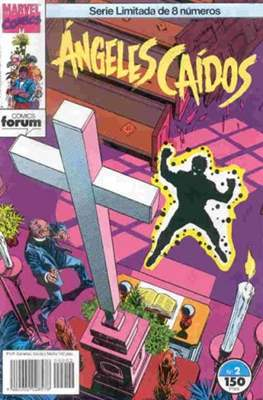 Ángeles Caídos (1991) (Grapa 24 pp) #2