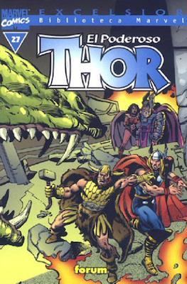 Biblioteca Marvel: El Poderoso Thor (2001-2004) (Rústica 160 pp) #27