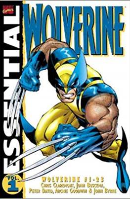 Essential Wolverine (Variant Cover) (Softcover 528 pp) #1