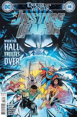 Justice League Vol. 4 (2018- ) #58