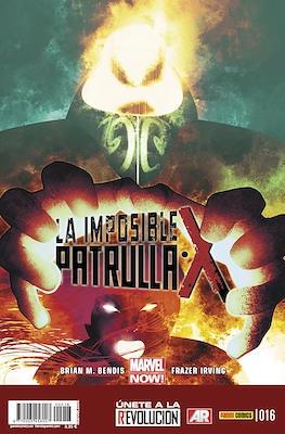 La Imposible Patrulla-X / La Patrulla-X Oro (2012-) (Grapa) #16