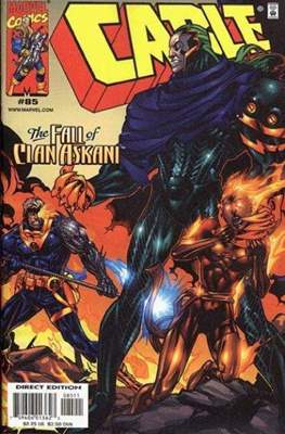 Cable Vol. 1 (1993-2002) (Comic-Book) #85