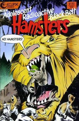 Adolescent Radioactive Black Belt Hamsters (1986-1988) #6