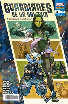 Guardianes de la Galaxia (2013-) #78/3