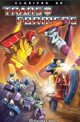 Transformers: Clásicos UK (Cartoné 304-312 pp) #4