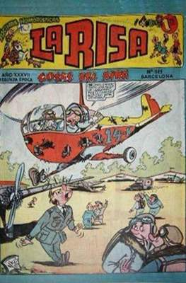 La Risa (Grapa. 1952 - 1962) #141