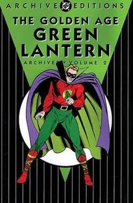 DC Archive Editions. The Golden Age Green Lantern (Hardcover) #2